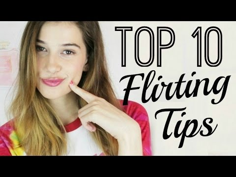 Top 10 Tips | FLIRTING IN CLASS ♥