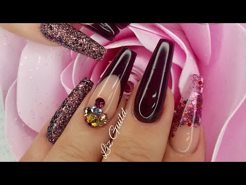 Acrylic Nails | Watch Me Do My Own Nails