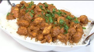 Coconut Indian Curry Chicken Recipe