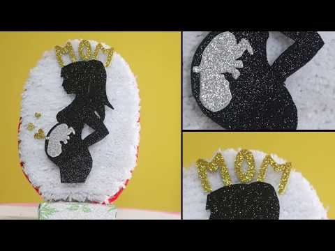 BABY SHOWER GIFT IDEAS  SUPER CUTE IDEA FOR MOTHERS DAY  