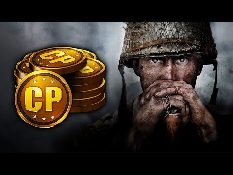 How To Get FREE COD POINTS! - Call of Duty WW2