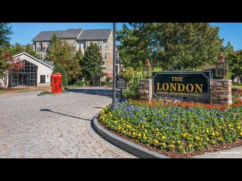 The London Dunwoody | Atlanta, Georgia | Luxury Apartment Homes