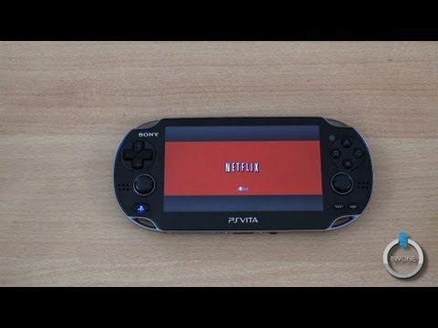 Netflix on the PS Vita - BWOne.com