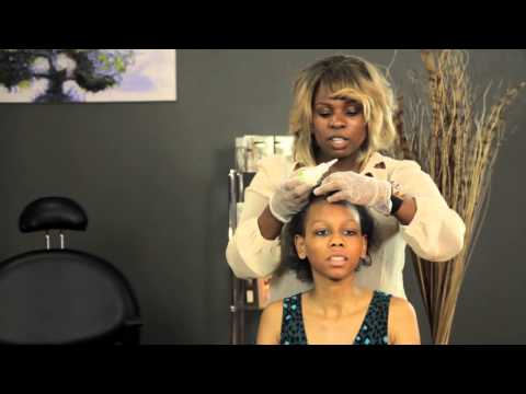 How to Grow Hair Back After Removing Braid Extensions : Hair Care & Maintenance