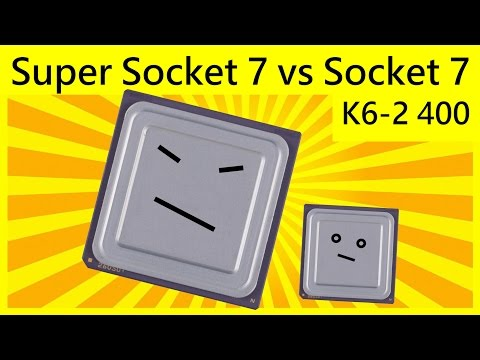 Super Socket 7 vs Socket 7 - Are you missing out?