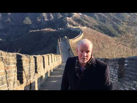 Premier Horgan Update from the Great Wall of China