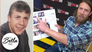 BEST BOWL CUT EVER! Daniel Bryan