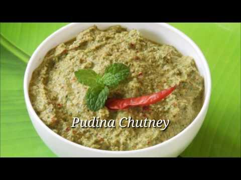 Pudina Chutney Recipe in Kannada | ಪುದೀನ ಚಟ್ನಿ | Mint Chutney in Kannada | Rekha Aduge