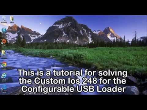 D2x CIos Installer - Configurable USB Loader Requirements (Cios 248 base 56/Cios 247 base 57)