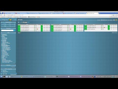 Server Monitoring with Nagios,check_mk and OMD