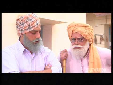 Funny Old Man - Full Nazare - Punjabi Comedy Movie