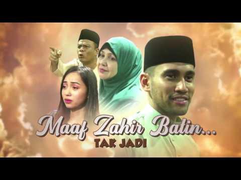 Maaf Zahir Batin Tak Jadi (TV Promo)