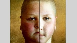 Boy Becomes A Man With The Golden Ratio Mask!
