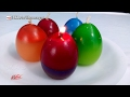 How to make Candles Using An Eggshell | Make Your Own Molds for candles | JK Arts 1178