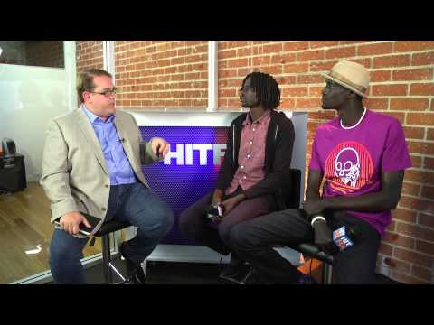 Xxx Mp4 Ger Duany And Emmanuel Jal Share Their Personal Connection To 39 The Good Lie 39 3gp Sex
