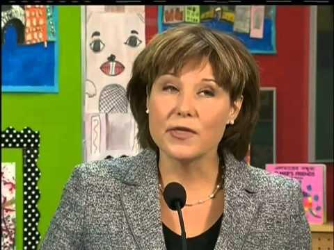 Premier Clark looks for labour peace with teachers