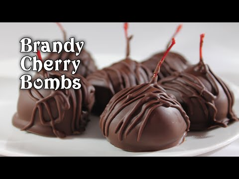 Brandy Cherry Bombs