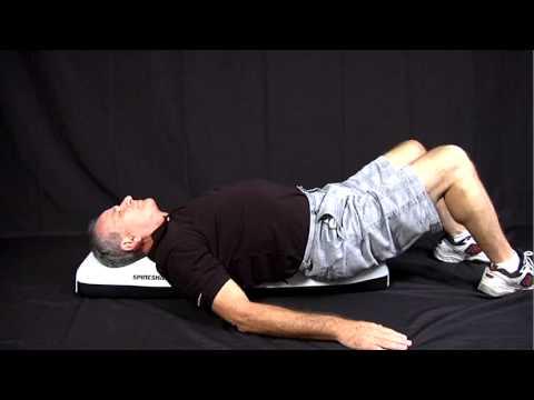 Back Spasms Treatment Exercise - The Spine Shark