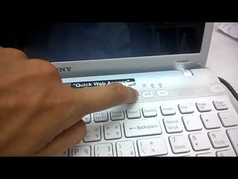 How to Restore Windows 7 on Sony Vaio E Series Laptop