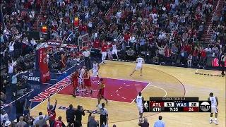 Quarter 4 One Box Video :Wizards Vs. Hawks, 4/26/2017 12:00:00 AM