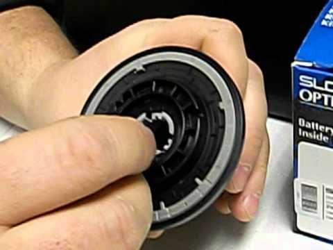 Diaphragm water flow increase.AVI
