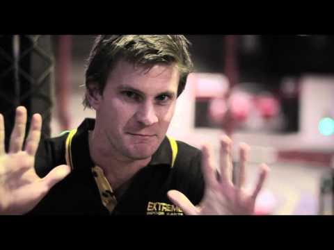Auckland two level indoor go cart track - Extreme Indoor Karts