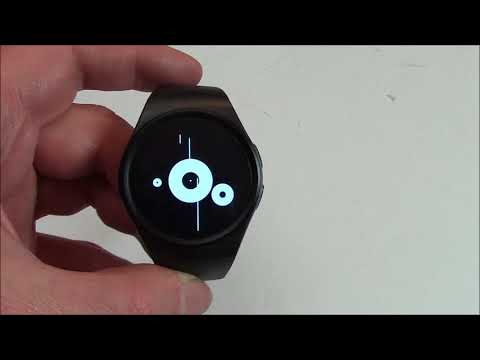 How To Restore A KW18 Smartwatch To Factory Settings
