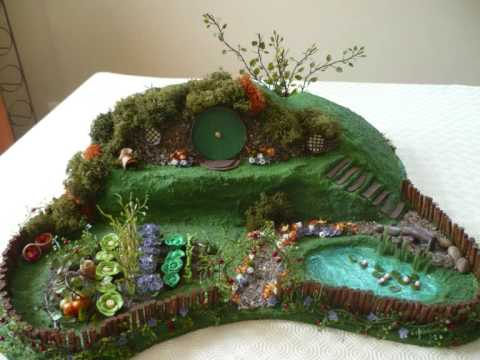 A Hobbit Hole and Garden 2 - A Tour