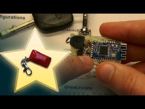 Mini project: Bluetooth keys finder (aka