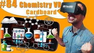 Download #84 Обучение детей и взлослых химии В Виртуальной реальности! Обзор VR приложения Video