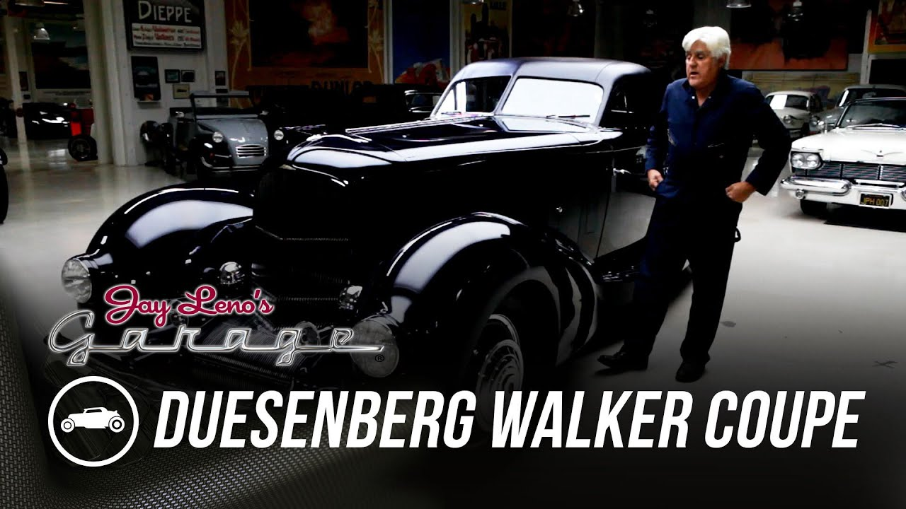 The Most Expensive Duesenberg Ever Made - Jay Leno's Garage