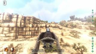 5 Awesome Base Locations   ARK: Scorched Earth   Daikhlo