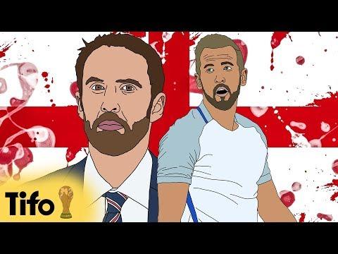 FIFA World Cup 2018™: England's 3-5-2