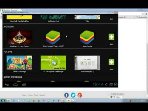 Android On PC   Bluestacks Tutorial and installation