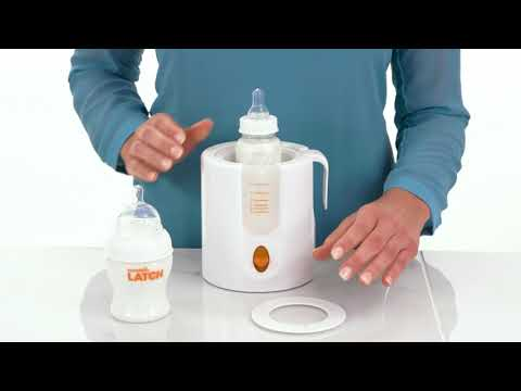 How to Use the Munchkin Speed™ Bottle Warmer