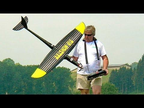 STUNNING RC SPEED APP. 500KMH 308MPH BIG MONSTEER FROM HJK SPEDWINGS FLIGHT DEMONSTRATION