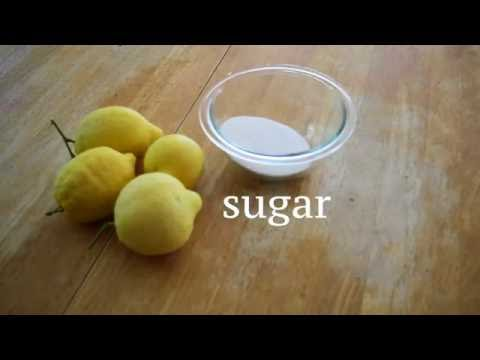 HOW TO MAKE THE BEST LEMONADE IN THE WORLD
