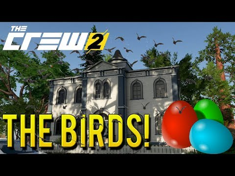 THE BIRDS EASTER EGG! | The Crew 2