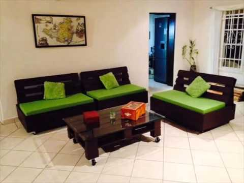 Diy Pallet Couch Plan Ideas | Diy Pictures Of Pallet Furniture Collection
