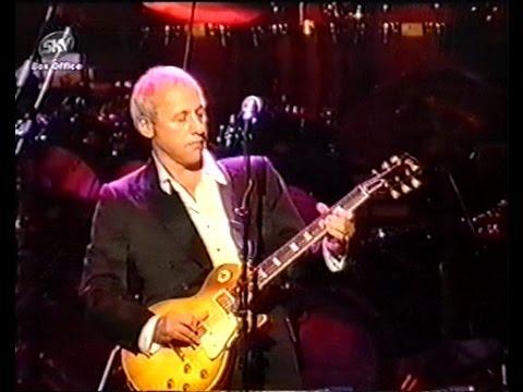 Mark Knopfler – Concert: 'Music for Montserrat' benefit concert London 1997