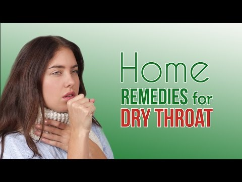 How to Cure a Sore Throat Instantly || Dry Throat Home Remedies 2017 || What It Takes