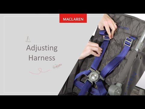 Adjusting a Harness