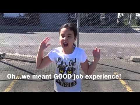 Volunteer = Experience = Dream School/Job
