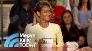 Download Jada Pinkett Smith On 'Red Table Talk,' Husband Will Smith, And ″Girls Trip″ | Megyn Kelly TODAY Video