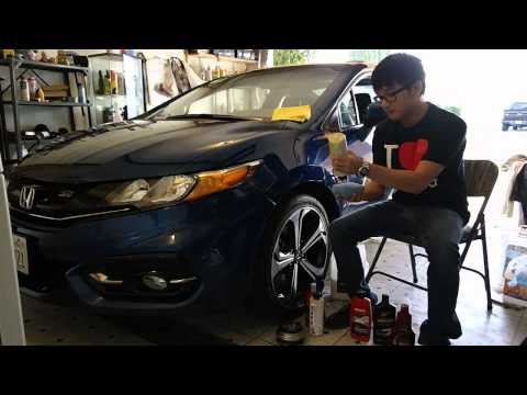 Car Paint Protection:  Waxes vs. Sealants