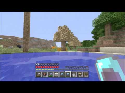 Minecraft Xbox 360 - Boots + Helmet Enchantment Guide (Respiration, Feather Falling)