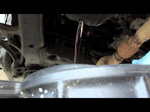 Oil Change - How to change oil and Synthetic Oil Filters