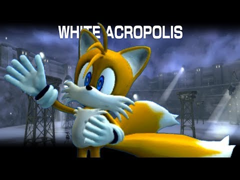 SONIC THE HEDGEHOG (2006) ~ PART 18: Tails in Sonic's White Acropolis