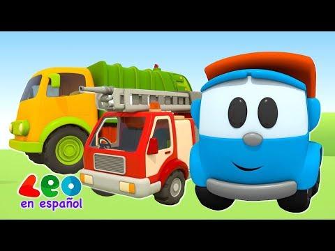Xxx Mp4 Leo El Pequeño Camión Videos Educativos Infantil Videos De Camiones Para Niños 3gp Sex