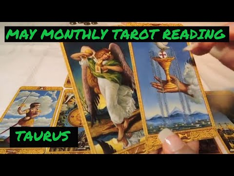 TAURUS MAY MONTHLY TAROT READING | THEY FEEL LUCKY TO BE WITH YOU